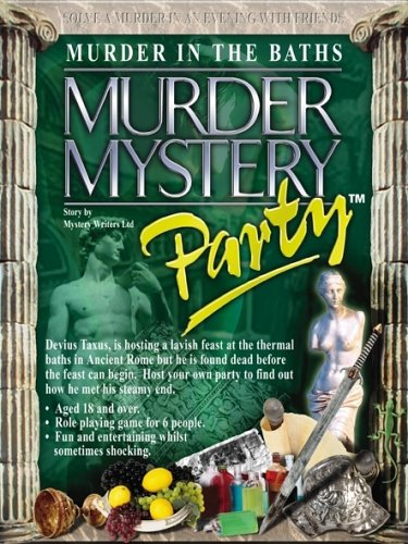 Murder Mystery Party by BV Leisure