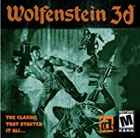 Wolfenstein 3D (Jewel Case) - PC by Activision