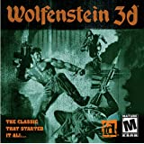 Wolfenstein 3D (Jewel Case) - PC