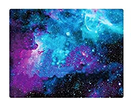 ELEGO TRADING Galaxy Customized Rectangle Non-Slip Rubber Mousepad Gaming Mouse Pad (star)