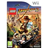 LEGO Indiana Jones 2: The Adventure Continues (Wii)by Activision