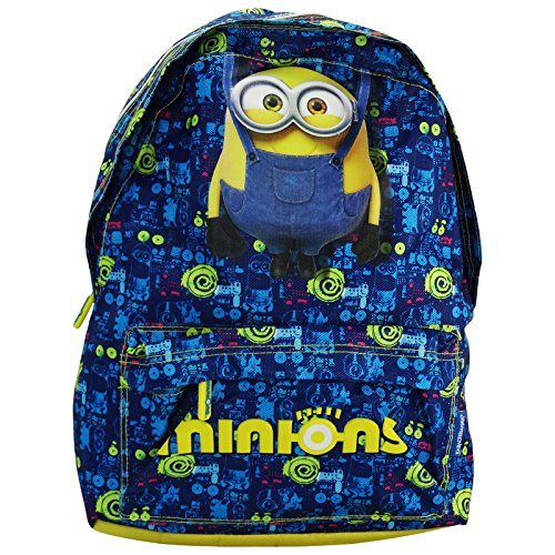 Minions-Bob-Backpack-Daypack-Freetime-Travel-Bag-Freetime
