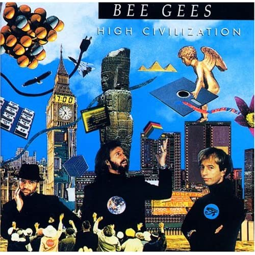 Bee Gees - When He's Gone / Massachusetts