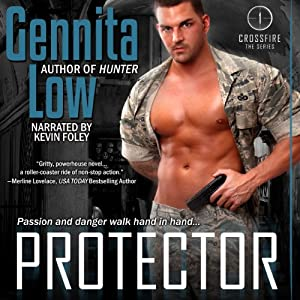 Protector: Crossfire, Book 1 | [Gennita Low]
