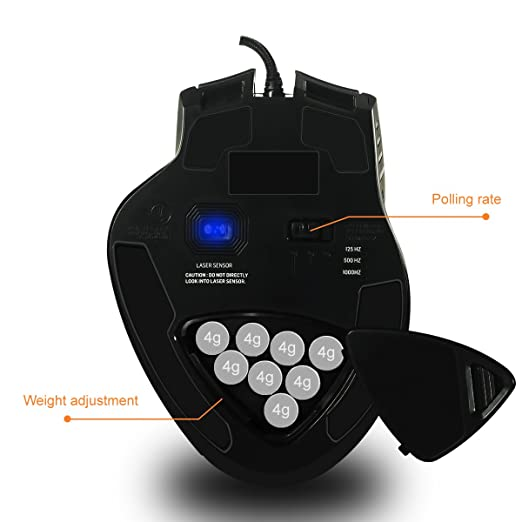 ec Technology Mouse ec Technology® 8200 Dpi Gaming