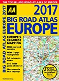img - for Big Road Atlas Europe 2017 book / textbook / text book