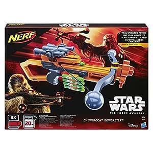Star Wars Nerf Episode VII Chewbacca Bowcaster