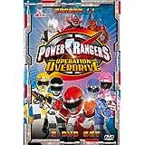 """Power Rangers Operation Overdrive Season 1.1 *STEELBOOK* [3 DVDs]von """"Samuell Benta"""""""