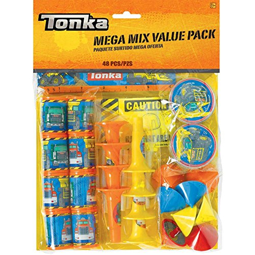 Tonka Mega Mix Value Pack