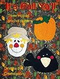 It's Fall Ya'll - Three Potholder Crochet Patterns