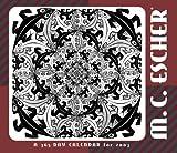 M. C. Escher: A 365-Day Calendar for 2007 (0764934198) by Escher, M. C.