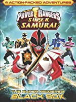 Power Rangers Super Samurai: The Super Powered Black Box (vol. 1)