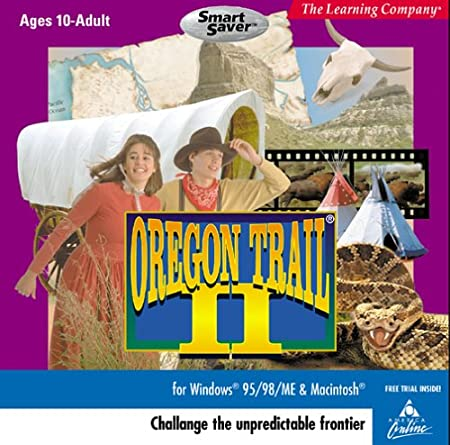 Oregon Trail 2 (Jewel Case)
