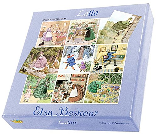 Colorful-Elsa-Beskow-Lotto-Game-4-Cards-36-tiles