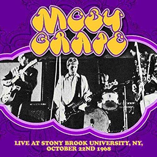 Moby Grape Live Grape