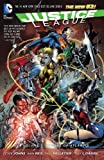 img - for Justice League Vol. 3: Throne of Atlantis book / textbook / text book