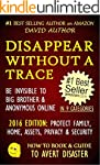 DISAPPEAR WITHOUT A TRACE - BE INVISI...