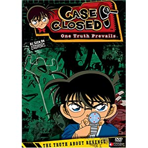 Case Closed - The Truth About Revenge (Season 5 Vol. 1) movie