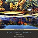 Walden (       UNABRIDGED) by Henry David Thoreau Narrated by Mel Foster