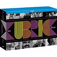 Stanley Kubrick The Masterpiece Collection on Blu ray