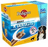 Pedigree Denta Stix Treats Large Dogs 56 Pack DentaStix