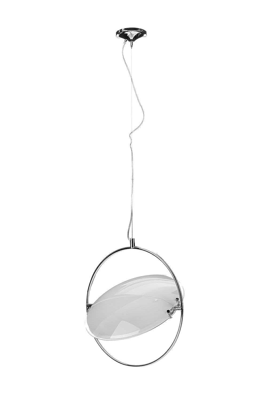 Premier Housewares Spiegel 50 cm, E27, mit kleiner Edison-Schraube ...