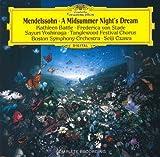 メンデルスゾーン:夏の夜の夢