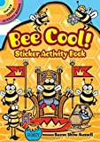 Bee Cool! Sticker Activity Book (Dover Little Activity Books)
