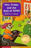Mrs. Frisby and the Rats of Nimh (Aladdin Fantasy) (0689710682) by O'Brien, Robert C.