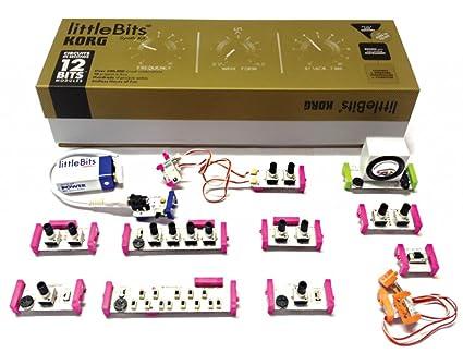 LittleBits - Kit de Création - Synth Kit ( Version Française )