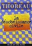 La d�sob�issance civile
