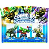 Skylanders - Triple Pack B: Voodood, Boomer, Prism Breakvon &#34;Activision Blizzard...&#34;