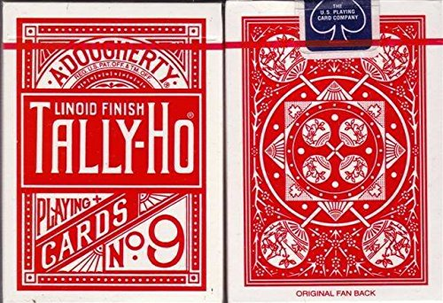 tally-ho-fan-red-back-playing-cards