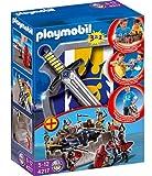 PLAYMOBIL® 4217 - Mitnehm-Ritterfestung mit Schild und Schwert