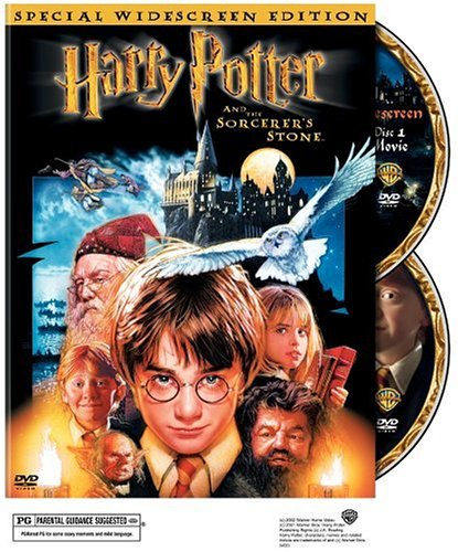 Harry Potter and the Sorcerer's Stone (Special Widescreen Edition) (Harry Potter 1)