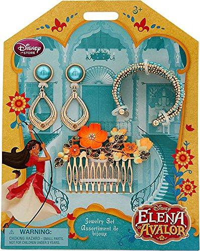 Disney Elena of Avalor Elena Exclusive Jewelry Set