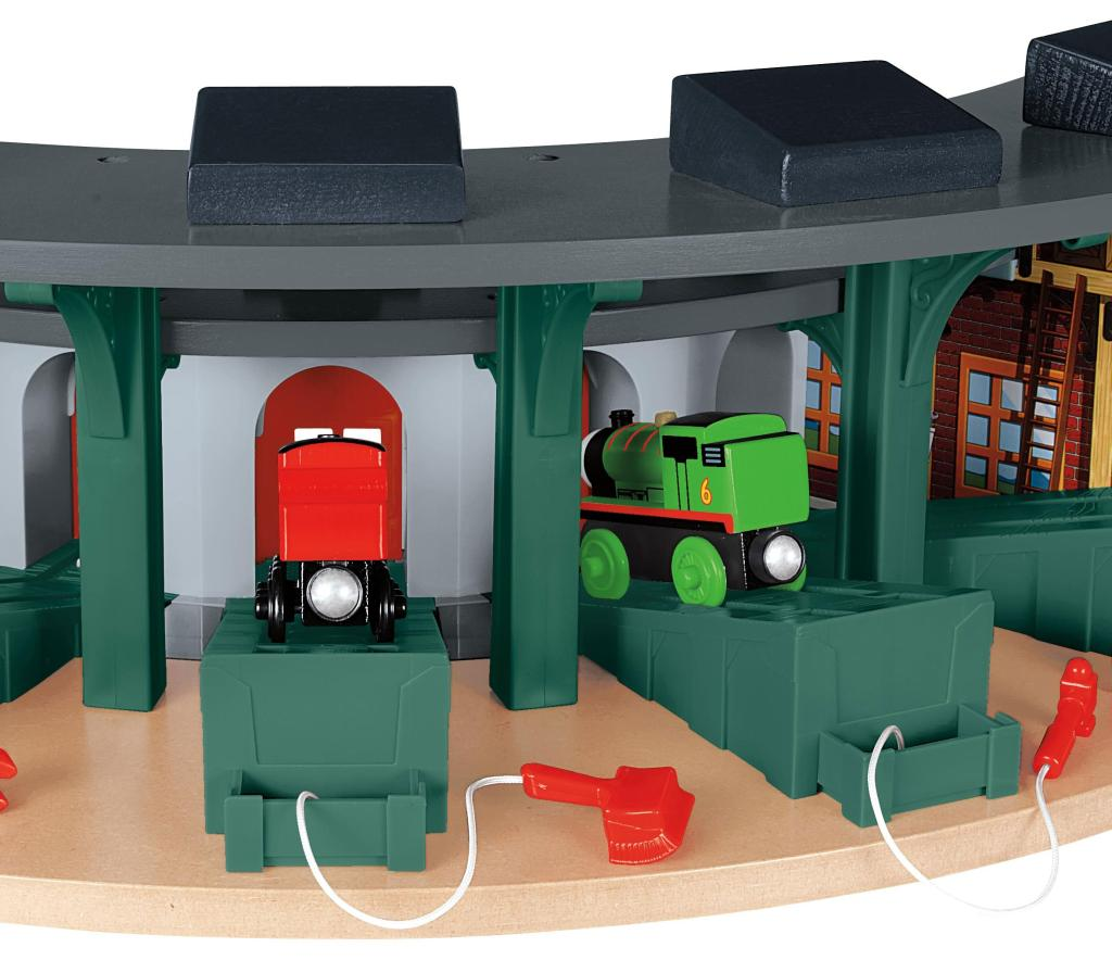 Amazon Com Fisher Price Thomas The Train Wooden Railway