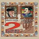 echange, troc Gerardo Reyes, Jose Alfredo Jimenez - 2 Grandes