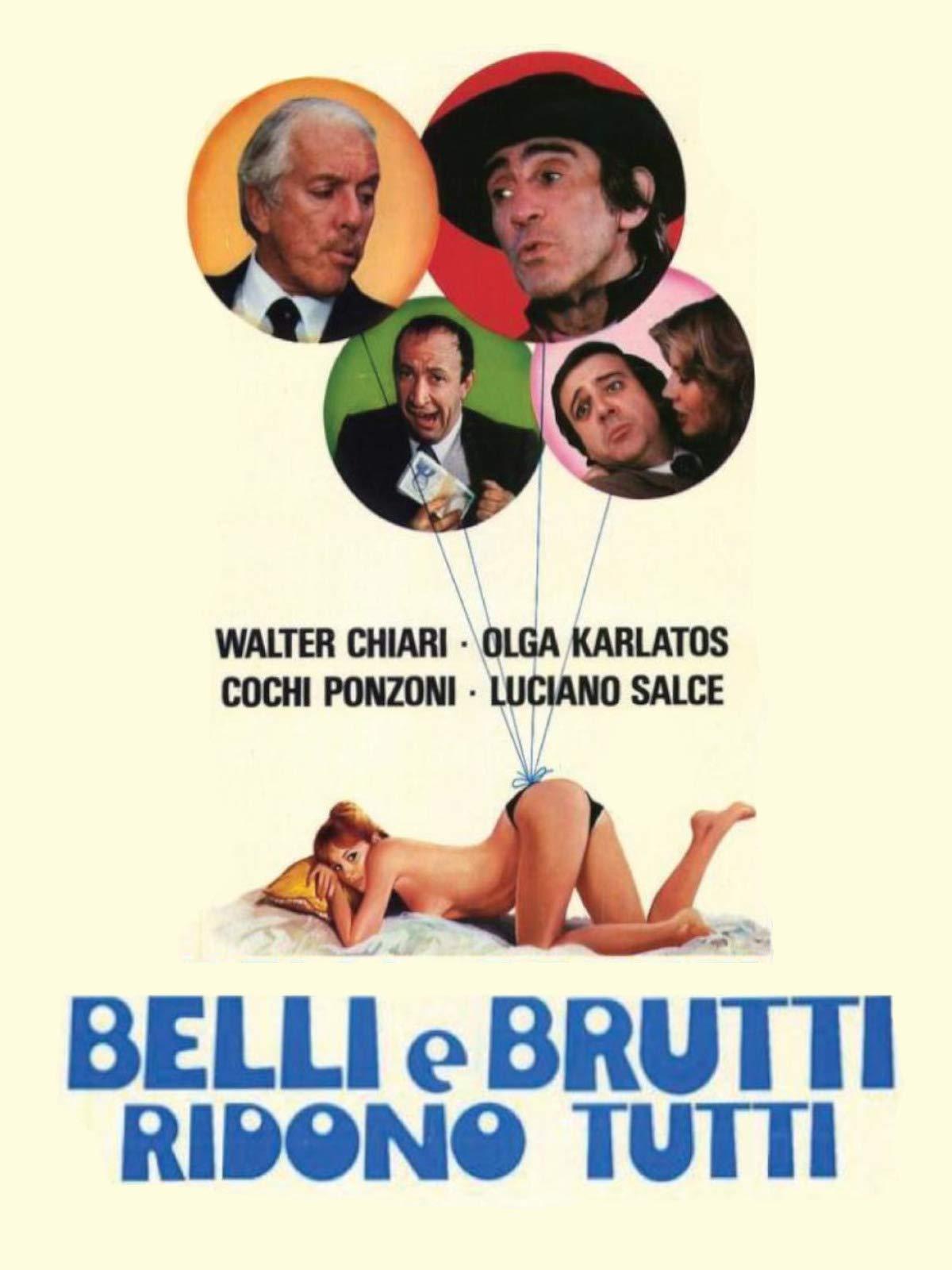 Belli e Brutti Ridono Tutti on Amazon Prime Video UK