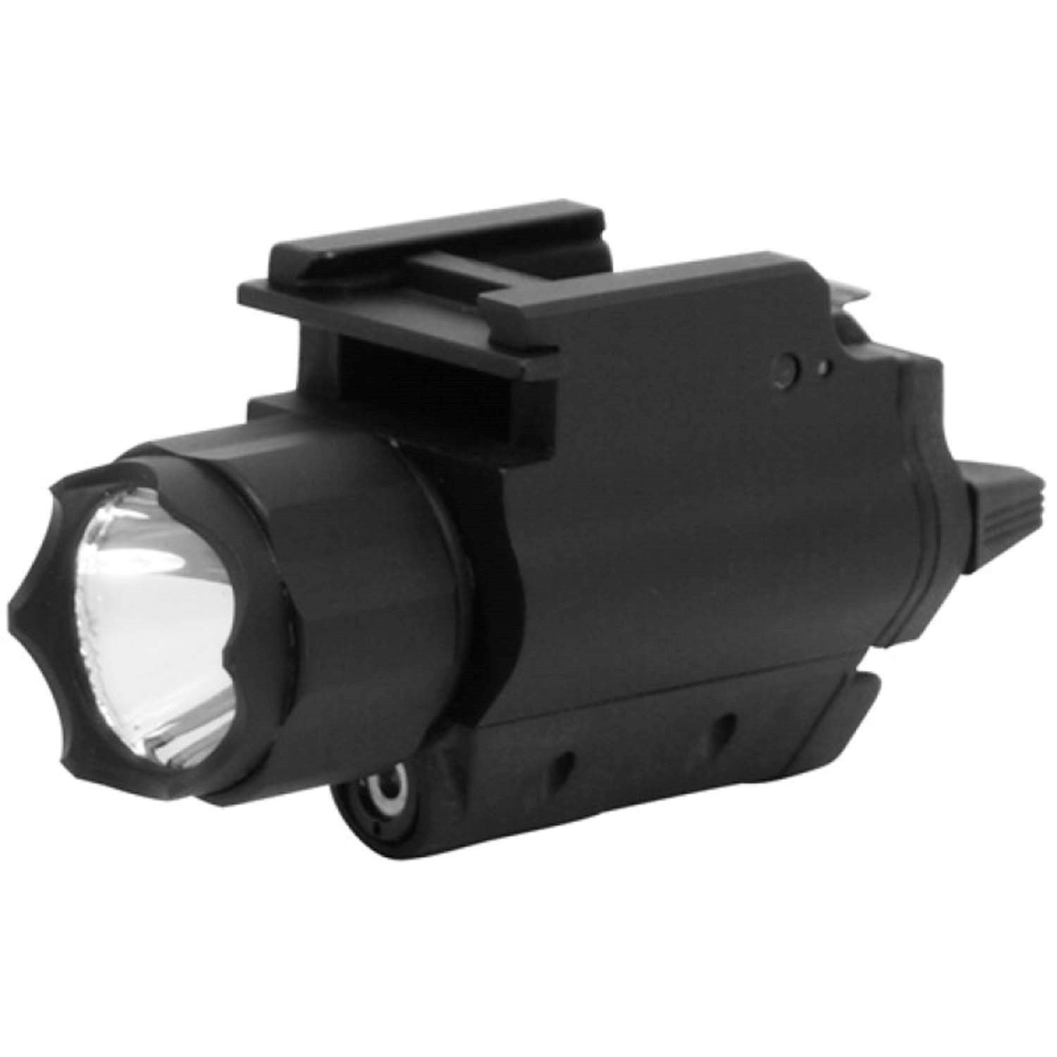 NcStar Tactical Flashlight and Red Laser Sight