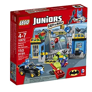 LEGO Juniors 10672 Batman: Defend the Bat Cave