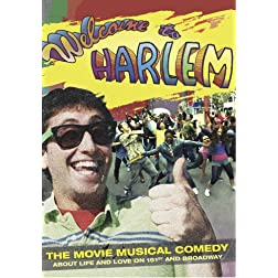 Welcome to Harlem - the Movie Musical Comedy!