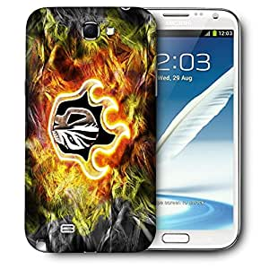 Snoogg Animal Skull Designer Protective Back Case Cover For SAMSUNG Galaxy Note 2 N7100