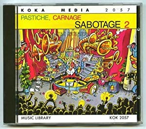 Koka Media 2057 : Sabotage Vol 2 - Amazon.com Music