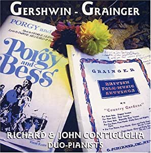 Music by George Gershwin and Percy Grainger