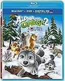 Alpha & Omega 2: A Howl-iday Adventure [Blu-ray + DVD + Digital HD]