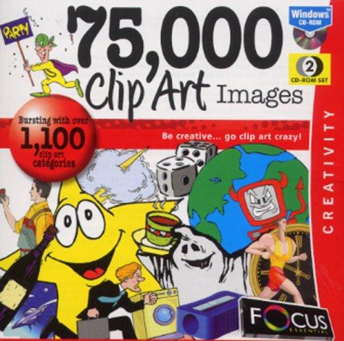 75,000 Clip Art Images