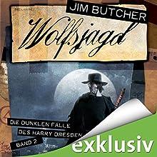 Wolfsjagd (Die dunklen Fälle des Harry Dresden 2) Hörbuch von Jim Butcher Gesprochen von: David Nathan