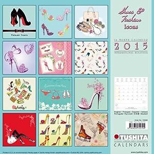 Shoes de la Mode 2015 (Media Illustration)