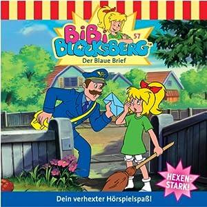 Der Blaue Brief (Bibi Blocksberg 57) Hörspiel